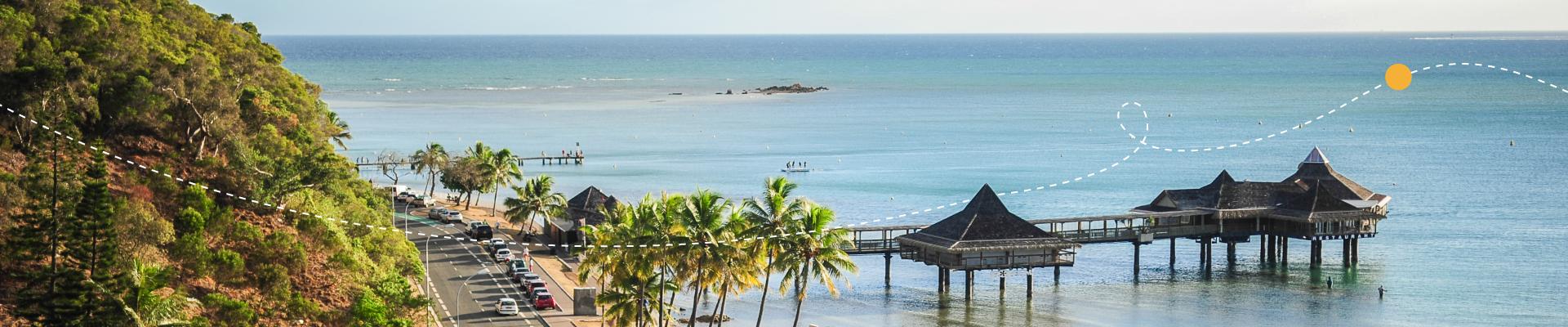 Descubriendo Noumea, Nueva Caledonia