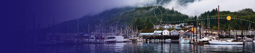 5 imprescindibles de Ketchikan, Alaska