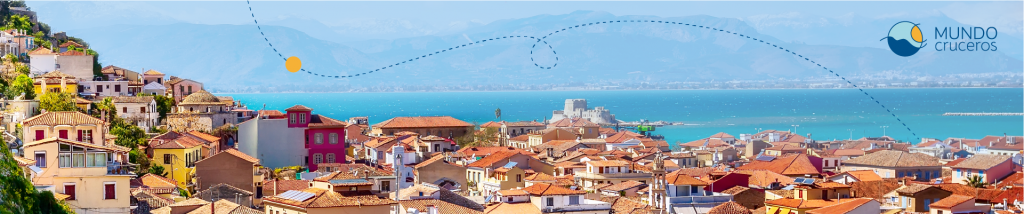 Nauplia, una maravilla al este del Peloponeso