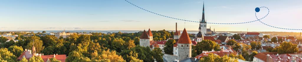 Explorando Tallin, Estonia