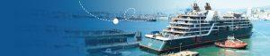 Seabourn Venture ya está en el mar